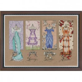 Схема Dressmakers' Daughter Mirabilia MD121