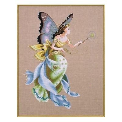 Схема Cottage Garden Fairy Mirabilia MD63