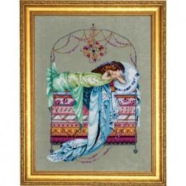Схема Sleeping Princess Mirabilia MD123