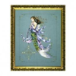 Схема Shimmering Mermaid Mirabilia MD71