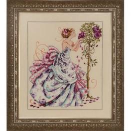 Схема Roses of Provence Mirabilia MD124