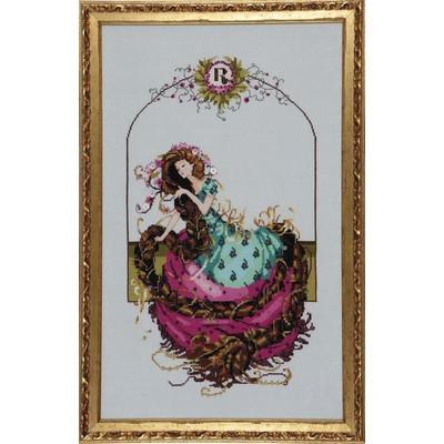 Схема Rapunzel Mirabilia MD145