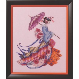 Схема Miss Cherry Blossom Mirabilia MD153