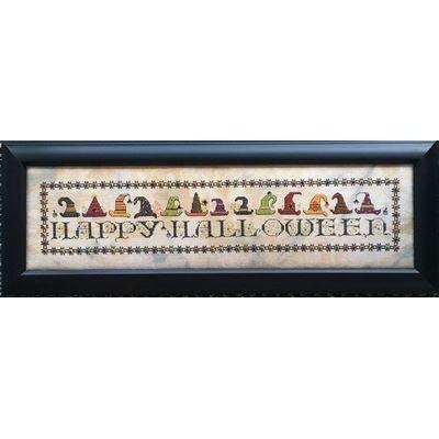 Схема Happy Halloween Rosewood Manor S1072