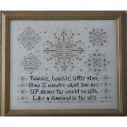 Схема Twinkle, Twinkle Rosewood Manor S1071