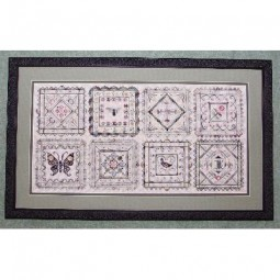 Схема Garden Tiles Rosewood Manor S1149