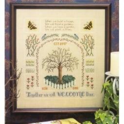 Схема When We Plant a Tree Rosewood Manor S1236