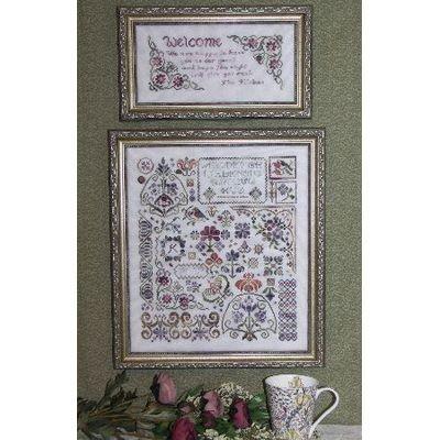 Flowers of Rosehall Rosewood Manor