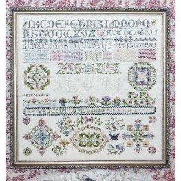 Схема Past & Present Rosewood Manor S1250