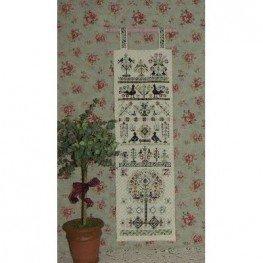 Схема Sixteen Birds Rosewood Manor C011