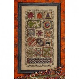 Halloween Quilt Sampler Rosewood Manor