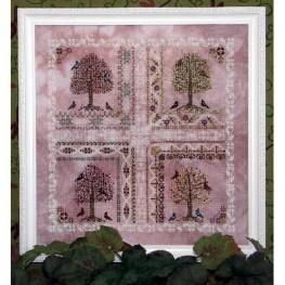 Схема Crabapple Tree Rosewood Manor S1245