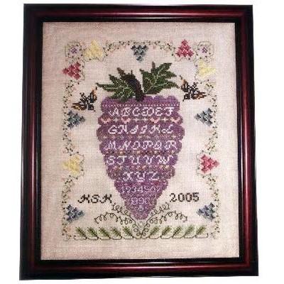 Схема Grapes All Around Rosewood Manor S1119