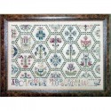 Схема Parchment Tapestry Rosewood Manor S1067