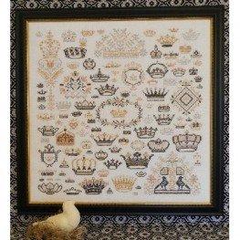 Схема Crowns of the Kingdom Rosewood Manor S1029