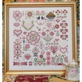 Схема Hearts of the Kingdom Rosewood Manor S1034