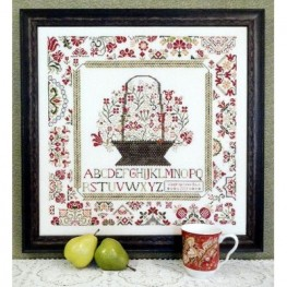 Схема Cornwall Cottage Sampler Rosewood Manor S1025