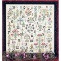 Схема Language Of The Flowers Rosewood Manor S1011