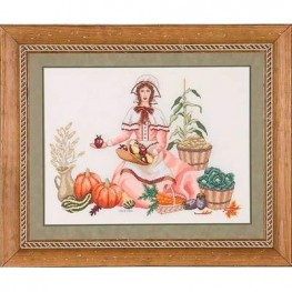 Схема Maiden of the Harvest Glendon Place GP-102