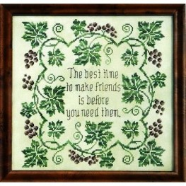 Words of Wisdom – About Friends Glendon Place