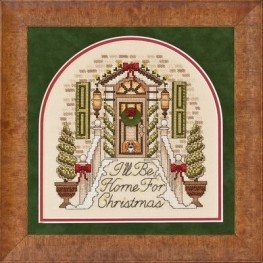Схема I'll Be Home For Christmas Glendon Place GP-240