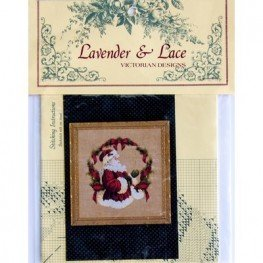 Spirit of Christmas Lavender and Lace