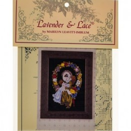 Схема Lady of the Thread Lavender and Lace LL03