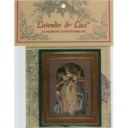 Схема Queen Anne's Lace Lavender and Lace LL34
