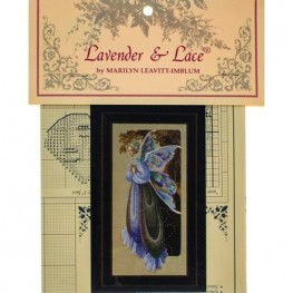 Схема Fairy Grandmother Lavender and Lace LL42