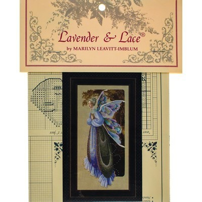 Fairy Grandmother Lavender and Lace