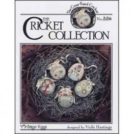 Схема Vintage Eggs Cross-Eyed Cricket