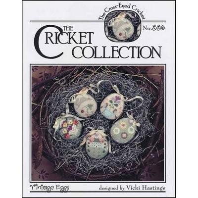 Vintage Eggs Cross-Eyed Cricket