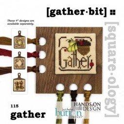 Gather. Bit Hands on Design