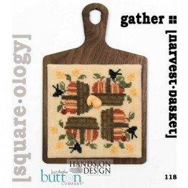 Harvest. Basket Hands on Design