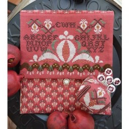 Pomegranate Pocket & Pin Hands on Design