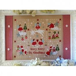 Схема Natale tra le Stelle Cuore e Batticuore