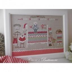 Santa Claus on the Pea Cuore e Batticuore