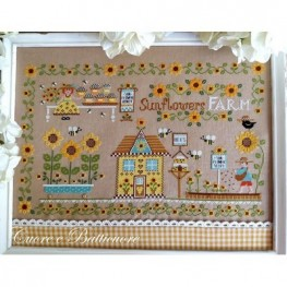Схема Sunflowers Farm Cuore e Batticuore