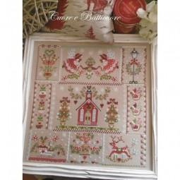 Christmas in Quilt Cuore e Batticuore
