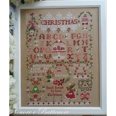 Christmas Sampler Cuore e Batticuore