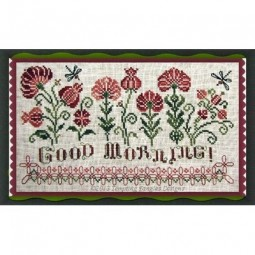 Good Morning Tempting Tangles Designs