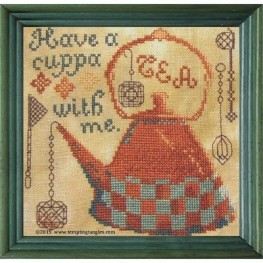 Have a Cuppa Tempting Tangles Designs