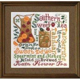 Схема Summer Sweetness Tempting Tangles Designs