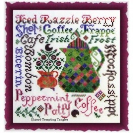 Razzleberry Roast Tempting Tangles Designs