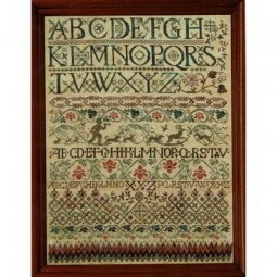 Giovanni's Alphabet Tempting Tangles Designs