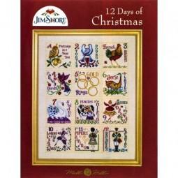 12 Days of Christmas Jim Shore Publications