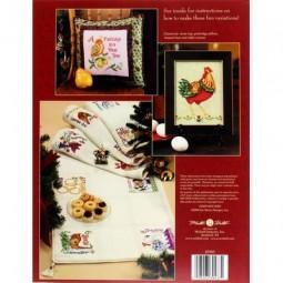 Схема 12 Days of Christmas Jim Shore Publications JSP005