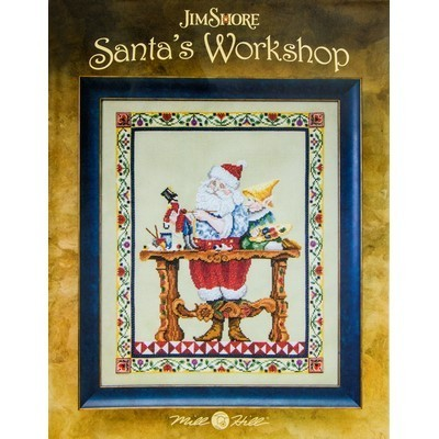 Santa's Workshop Jim Shore Publications