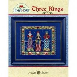 Комплект Three Kings Jim Shore Publications JSP006E