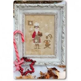 Схема Santa Masterchef Madame Chantilly